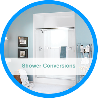 Shower Conversions