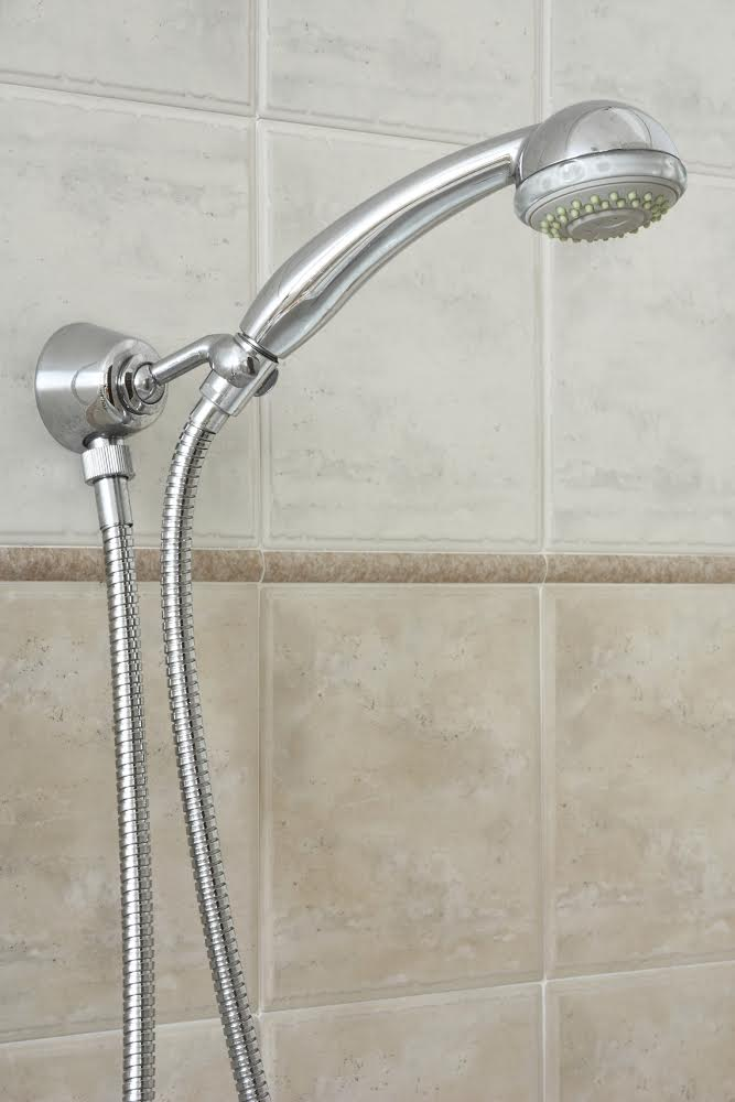 a guide to shower head design image hand held - Hand Held Shower Heads