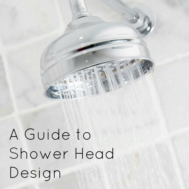 A Guide to Shower Head Design Image Title