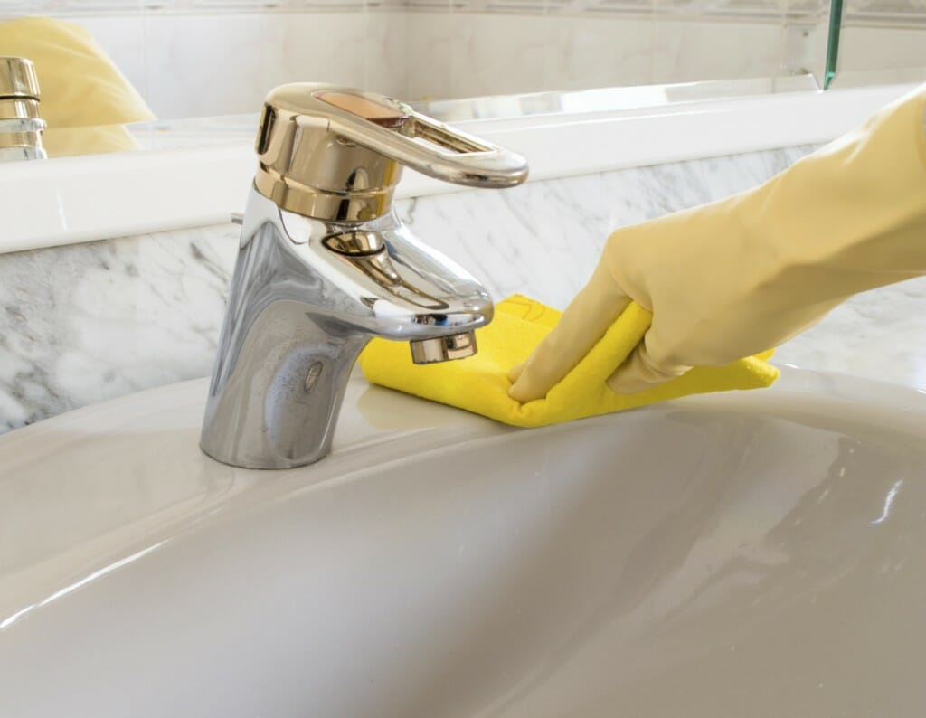 Best Way to Clean Grout EVER!!!  by Home Repair Tutor