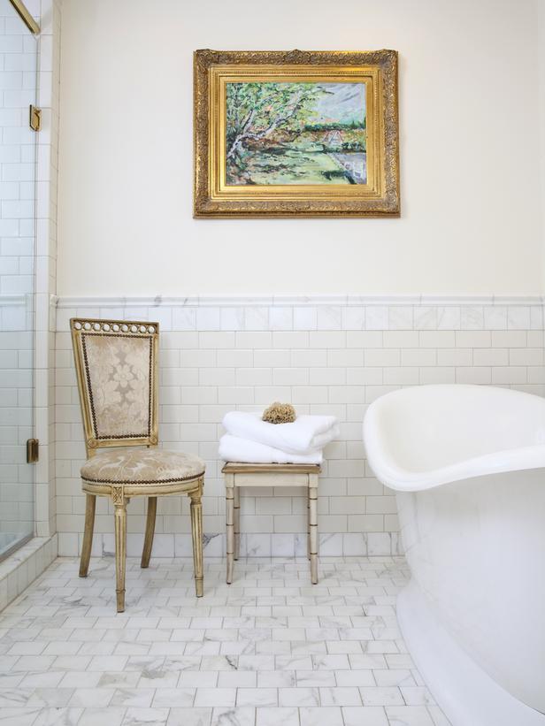 Elegant European Bath Retreat