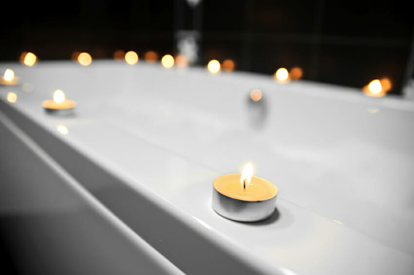 Turn Your Bathroom into a Spa Getaway Image