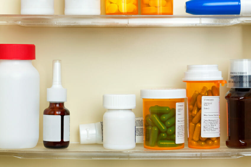 Safety Practices for Your Medicine Cabinet Image