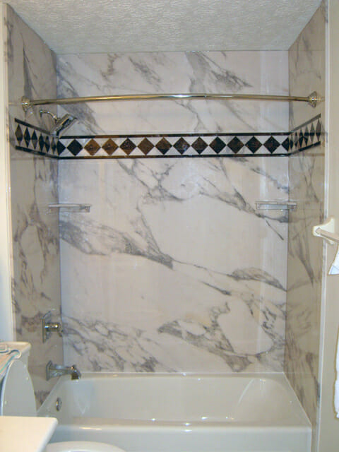 Sentrel Bath and Shower Surfaces Images