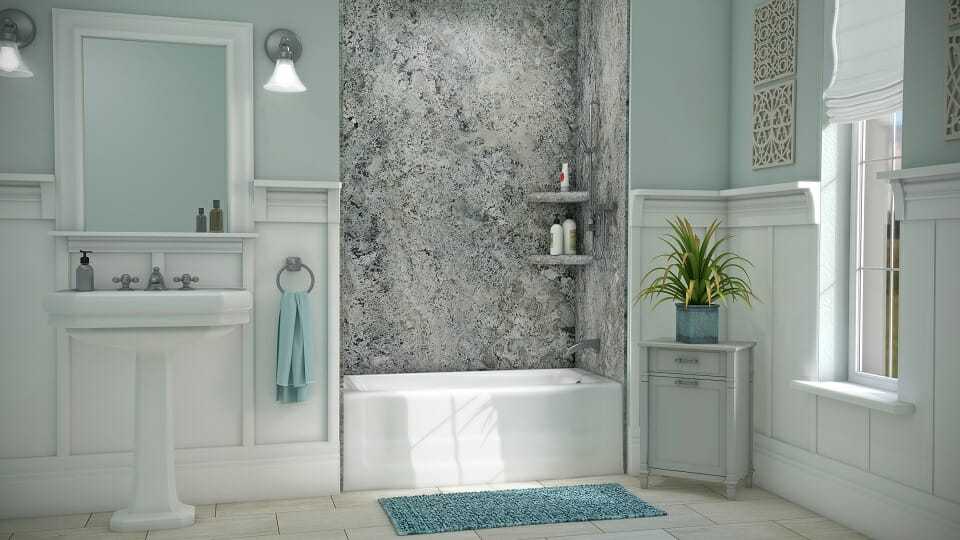 chattanooga bathroom remodeling - five star bath solutions of