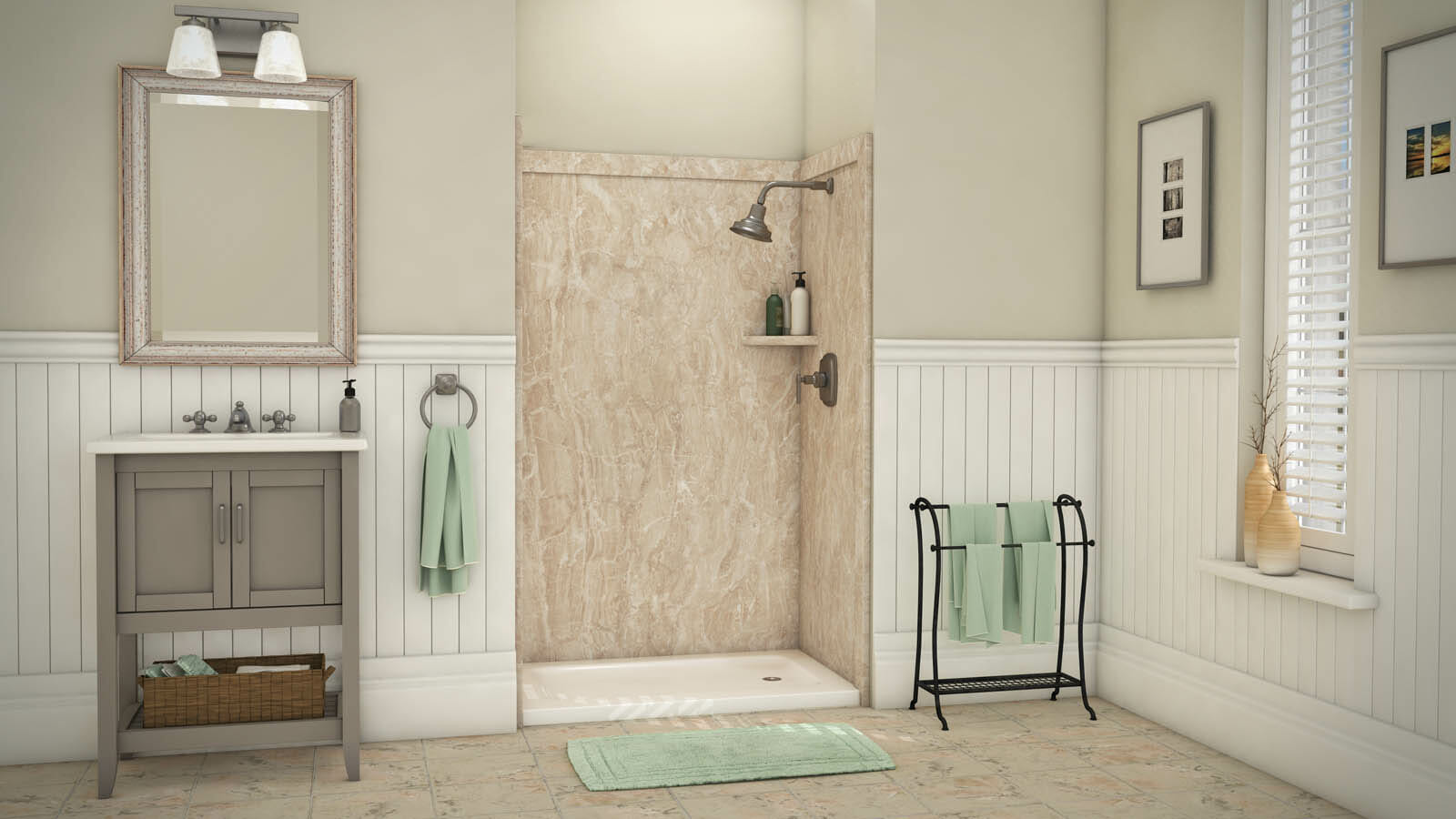 picture of Bathroom Remodeling couple in Ellicott City, MD