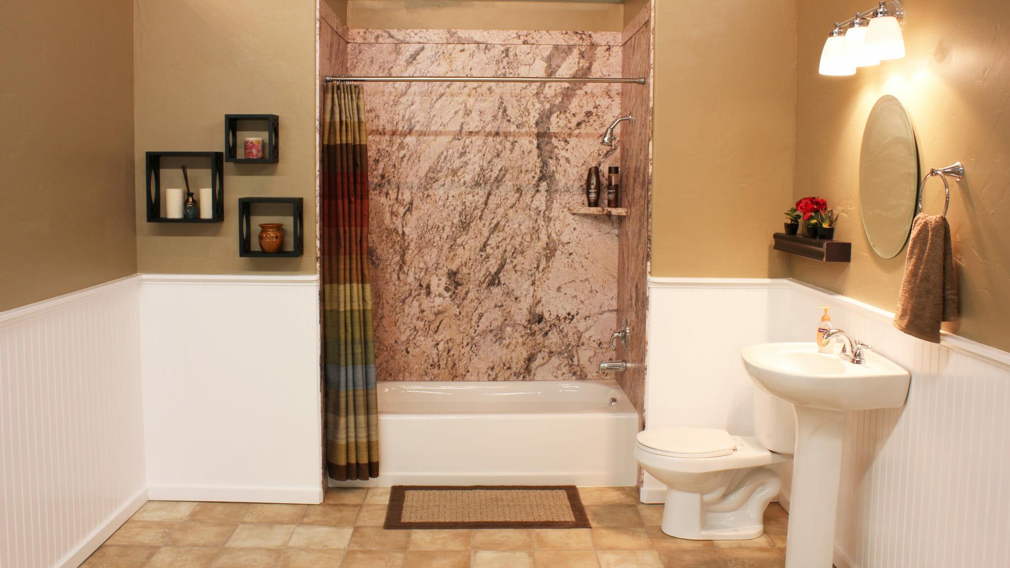 Flush Your Bathroom Troubles Down the Toilet