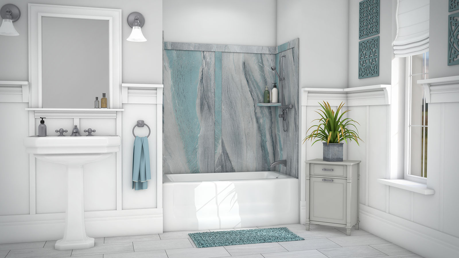 picture of Bathroom Remodeling couple in Brampton, Ontario
