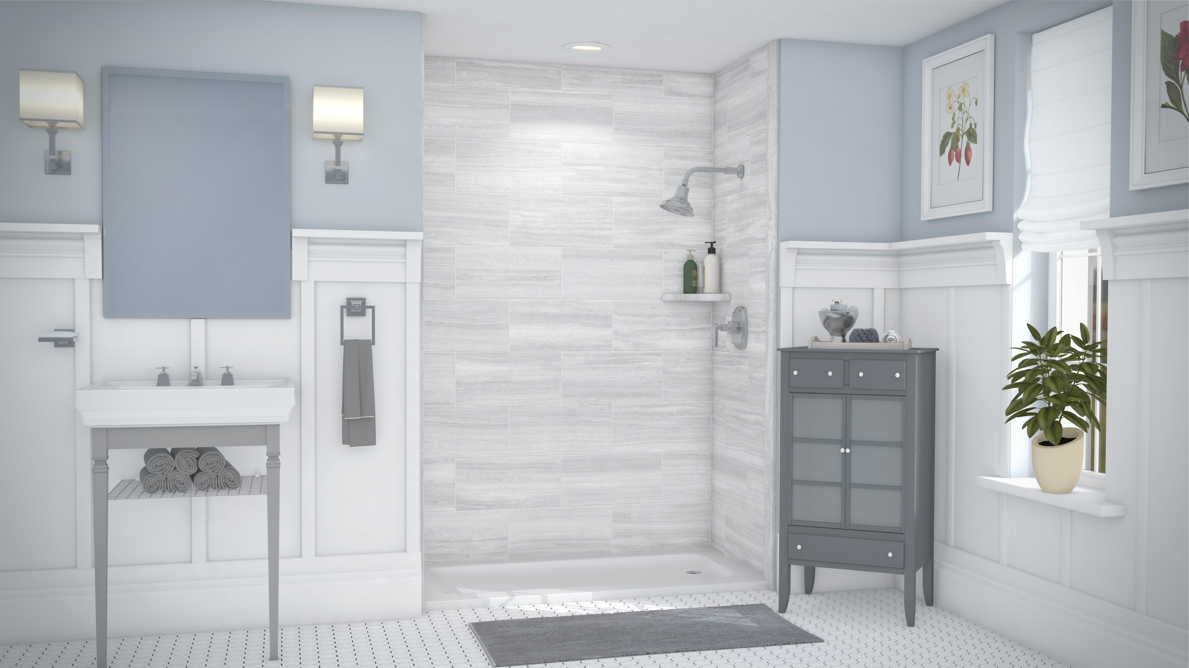 picture of Bathroom Remodeling couple in Oakville, Ontario