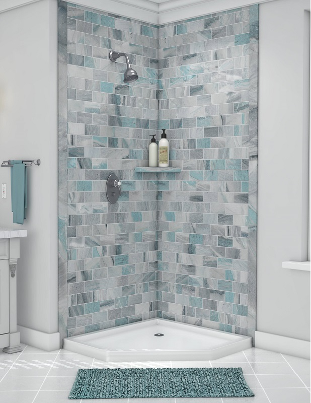 #1 Richmond Hill Bathroom Remodeling, Shower Conversions ...