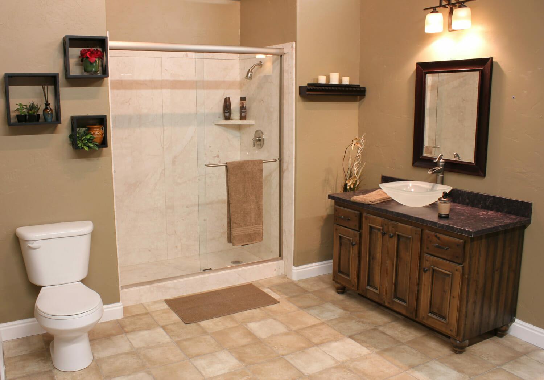 Denver Bathroom Remodeler Five Star, Denver Bathroom Remodeling Solutions